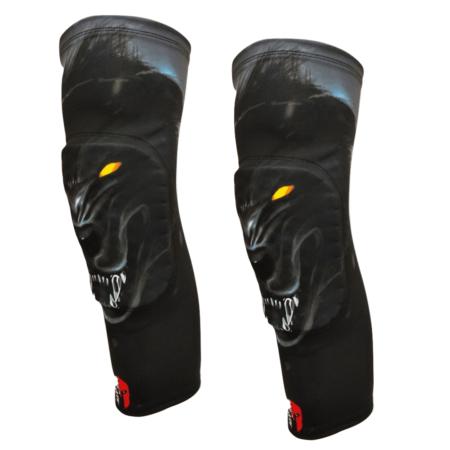 Ochraniacze/ściągacze na kolana dla siatkarzy